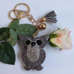 bijoux de sac strass