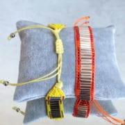 bracelet perles de rocaille