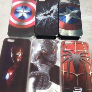 coque iphone heros avengers