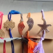 elastique bracelet