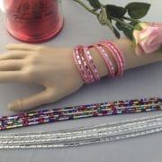 bracelets multicolor
