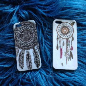 iphone coque attrapes reves