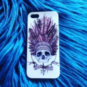 iphone coque plumes d indien