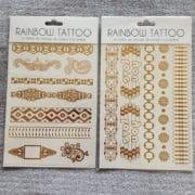tatto rainbow