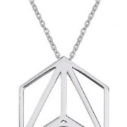 collier flying argent kenzo