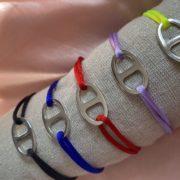 bracelet acier H